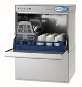 classeq duo 400 commercial dishwashers