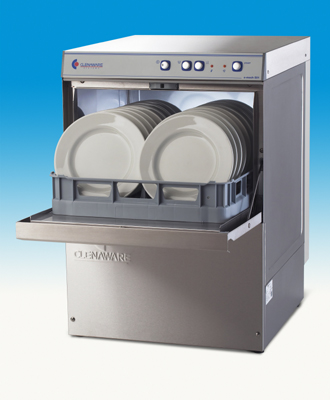 clenaware e-mech 501 commercial dishwasher
