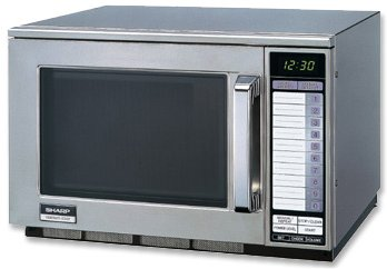 sharp r24at commercial microwaves